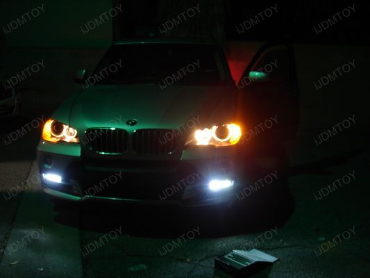 BMW - X5 - LED - Daytime - Running - Lights 02